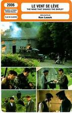 FICHE CINEMA : LE VENT SE LEVE - Murphy,Loach 2006 Wind That Shakes The Barley