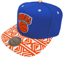 Mitchell & Ness New York Knicks Aztec Snapback EU157 Cap Kappe Basecaps New Mens