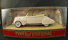 Matchbox ◊ Y64 1938 Lincoln Zephyr ◊1/43 boxed /boîte MIB