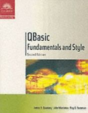 QBasic Fundamentals and Style with an Introduction to Microsoft Visual Basic, Se
