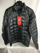 NEW CANADA GOOSE HYBRIDGE LITE JACKET MENS MEDIUM M DOWN GRAPHITE HOLOGRAM