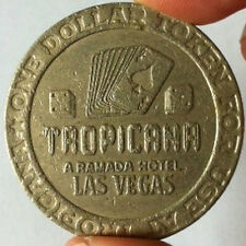 U.S -Casino Tropicana USD1  gaming  coin