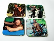 The Walking Dead Daryl Dixon série TV Set de sous-verres
