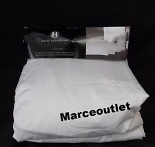 HOTEL COLLECTION 800 Thread Count Egyptian Cotton KING Fitted Sheet White