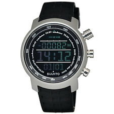 NEW SUUNTO ELEMENTUM TERRA ALTIMETER BAROMET OUTDOOR WATCH - SS021216000 RRP£495