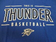 Western Conference Finals Game 6 Oklahoma City Thunder Playoff T-Shirt 2016 (C)