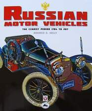 Russian Motor Vehicles - The Czarist Period 1784 to 1917   livre,book,buch,boek,