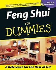 Feng Shui for Dummies by David Daniel Kennedy (2000, Paperback)