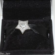 "AUTHENTIC PANDORA CHARM""WISHING STAR, CLEAR CZ"" # 632"