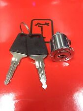 DETOMASO PANTERA 71-74 PARTS: IGNITION CYLINDER AND KEY