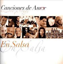 Canciones De Amor: En Salsa, New Music