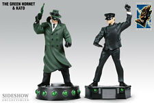 THE GREEN HORNET & KATO BRUCE LEE CLASSICS STATUE SIDESHOW ELECTRIC TIKI