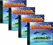 WHOLESALE LOT OF 4 CD'S Dolphins [Original Soundtrack] BRAND NEW