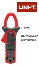 UNI-T UT-206A AC DC clamp current Digital Multimeter