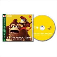 Donkey Kong Country Returns soundtrack Club Nintendo version