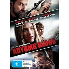 AUTUMN BLOOD-Sophie Lowe-Region 4-New AND Sealed