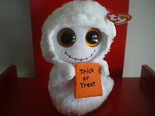 Ty Beanie Boo MIST the ghost 6 inch NWMT.  HALLOWEEN BOOS - LIMITED QUANTITY