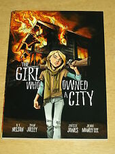 GIRL WHO OWNED A CITY O T NELSON DAN JOLLEY GRAPHIC UNIVERSE  9780761356349