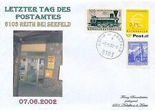 Brief aus 6103 Reith bei Seefeld mit 0,12  Ergänzungsmarke   (C28)