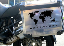 Stickers for BMW R1200GS Adventure Pannier Decal f800 r 1200 gs travel curry box