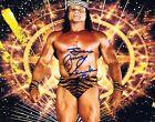 Jimmy Superfly Snuka Autographed Signed 8x10 Photo  w/COA - WWE WWF Hall of Fame