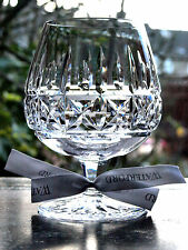 Waterford Crystal Kylemore 12 Oz Brandy Glass/Glasses Vintage, Made in Ireland