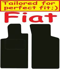 Fiat Barchetta Left Hand Drive Tailored Deluxe Quality Car Mats 1995-2005
