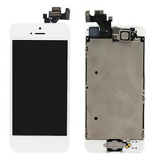 For iPhone 5  Full LCD Display Digitizer Touch Screen with Small Parts white