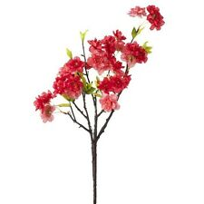 Cherry Blossom Branch Artificial Flower Stem 30 inches F3322602 NEW
