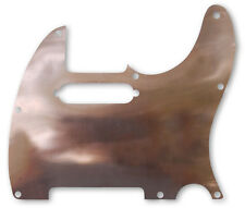".006"" Tele Telecaster Pickguard Shield - Copper"