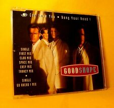 MAXI Single CD GOOD SHAPE I can Love You / Bang your head 8TR 1995 eurodance