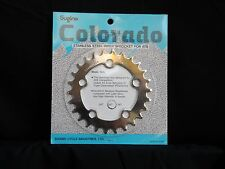 NOS Sugino Colorado Stainless Steel Inner Chainring 26T 74 BCD Triple