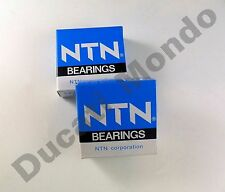 NTN Rear wheel bearings for Cagiva 125 Mito Planet Raptor Evo 1 2 SP525 Mk1 MK2