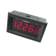 "Mini 5 Digit 0.36 ""  DC 0-33.000V LED Digital Voltmeter Spannung Meter Panel Rot"