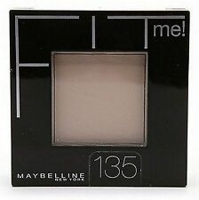MAYBELLINE FIT ME PRESSED POWDER #135 CREAMY NATURAL