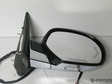 2007-2008 CADILLAC ESCALADE SIGNAL MIRROR RIGHT UNPAINTED POWER FOLD