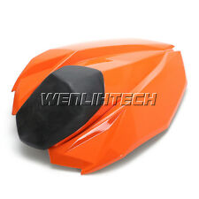 Orange Motorcycle Rear Seat Cover Cowl For Kawasaki Z800 2012-2015 2013 2014