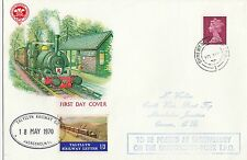 (86897) GB Wales Cover Talyllyn Railway Letter - 18 May 1970