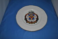 MARLBOROUGH OLD ENGLISH IRONSTONE BY SIMPSONS POTTERS PLATE YORK PENNA 1741