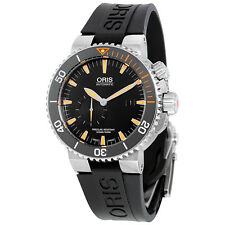Oris Aquis Carlos Coste Automatic Mens Watch 743-7709-7184RS