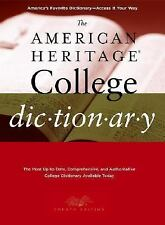 The American Heritage College Dictionary by Editors Of The / Dictionaries