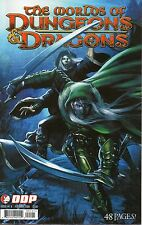 The Worlds Of Dungeons And Dragons #1 (NM)`08  Various (Cover A)