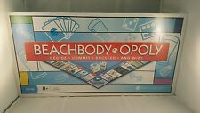 Beachbodyopoly Beachbody P90x Insanity 21 Day Fix Board game new sealed