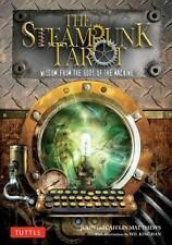 THE STEAMPUNK TAROT ~ WISDOM FROM THE GODS OF THE MACHINE ~ ILLUS WIL KINGHAN