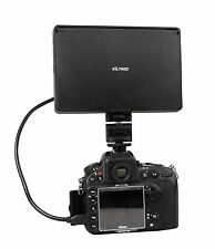Viltrox 7''DC-70 Clip-on Color LCD Monitor HDMI for camera DSLR Canon Nikon