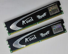 ADATA Gaming series  4GB Kit / 2 x 2GB DDR2 1066 RAM/1.9v-2.1v/Dual-Channel/CL 6