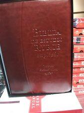 Biblia de Estudio Ryrie Ampliada Duotono Indexed by Charles C. Ryrie (2012, Lea…