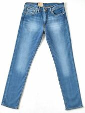 LEVI'S MEN'S 511 SLIM FIT COOL BLUE SUPER STRETCH JEANS (BNWT) W=30, L=30