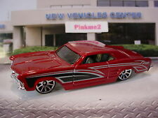 2016 Hot Wheels '64 BUICK RIVIERA☆met Red; 10sp☆Multi Pack Exclusive☆LOOSE