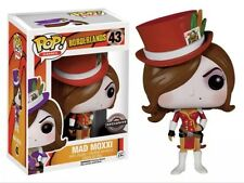 Borderlands: Limited Edition Mad Moxxi Red Funko Pop! Vinyl #43